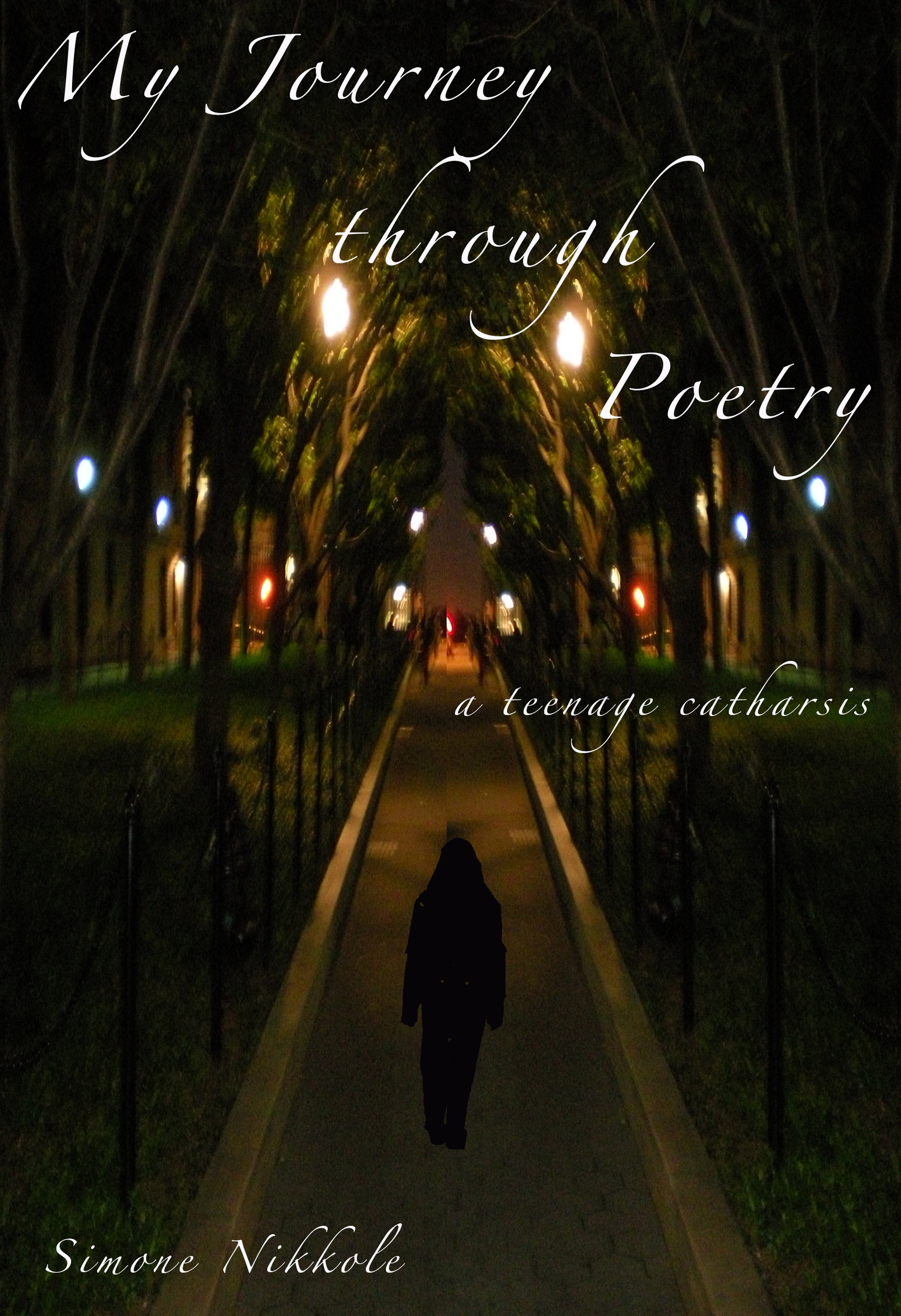 My Journey through Poetry cover